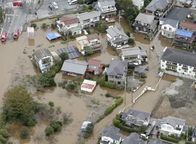 暴雨成災!日本2週內釀88死 60歲以上占7成