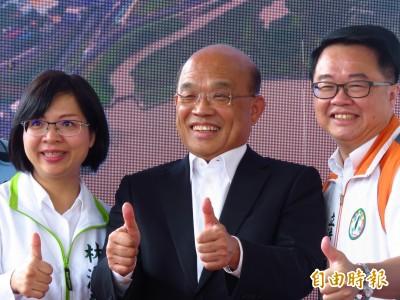基本工資低於北市貧窮線遭質疑 蘇貞昌:蔡總統打破22K
