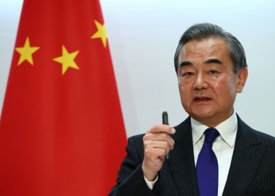 美副總統彭斯力挺台、港 中國外長怒:哼!一派胡言