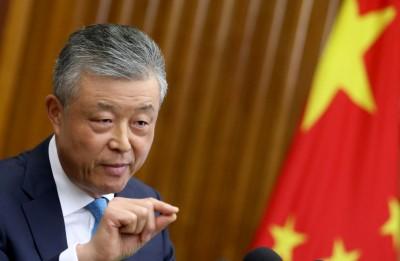趁機拉攏?稱將恢復香港秩序 中國大使:脫歐後與英緊密