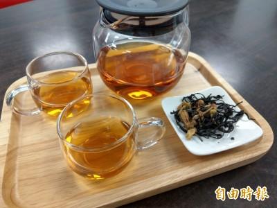 新「花」樣!日月潭紅茶攜手麻豆文旦 紅茶飄柚香