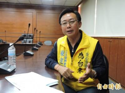 地產公司涉吸金4億  前台東市長等9人遭搜索約談