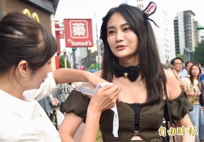 年輕世代反擊韓「白胖說」!太陽花女戰神:不懂可以閉嘴