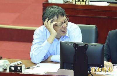 柯P連環失言引發批評  蔡壁如爆:柯媽打電話來罵人