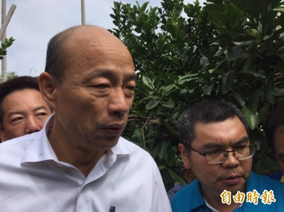 力挺韓國瑜「白胖說」非失言 國民黨:雞蛋挑骨頭!