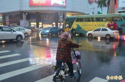 北部4縣市大雨特報!麥德姆颱風凌晨生成