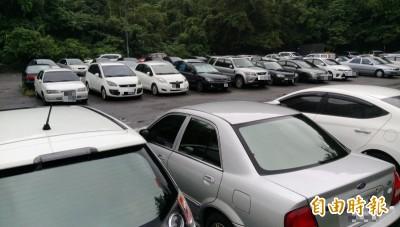基隆還缺5萬個停車位 議員促開放夜間紅線停車