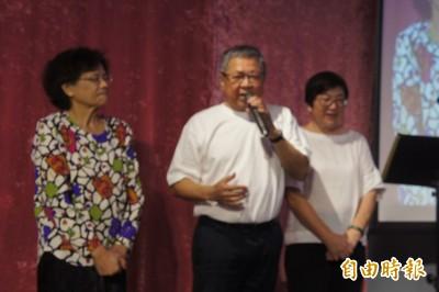 澎湖藍軍分裂? 深藍族群連署拱林炳坤再戰立委