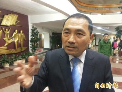 324政院驅離學生判國賠 侯友宜:政治勿干預司法