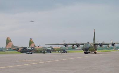 C-130H機隊航電系統升級 中科院主導、亞航執行改裝