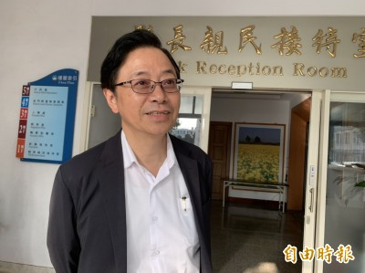張善政稱年輕人嗆中國很爽 台灣基進:原來對年輕人是這種心態