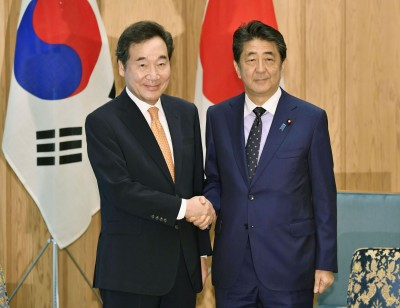 日韓貿易戰有解? 文在寅致信安倍 表達願舉行雙邊會談
