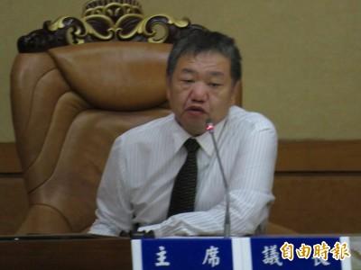 政院驅離判賠 新北議長蔣根煌:法院是民進黨開的