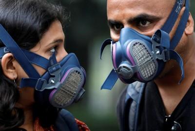空污宛如「毒氣室」 印度德里學校緊急停課