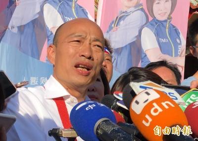 爆韓國瑜「打破酒瓶要刺人」  陳東豪還原事發內幕
