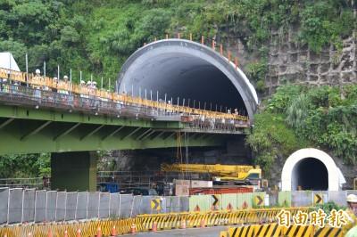 蘇花改明年1/5全線通車 交通部再推蘇花安計畫