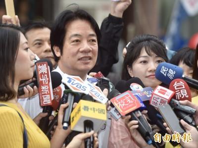 曾讚韓國瑜政治奇才 賴清德:現在是「奇」怪