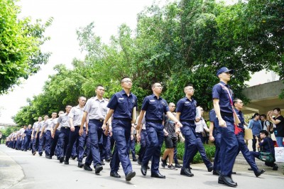 警大四類警佐班結訓未獲分發 將提行政訴訟與國賠