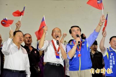 藍委稱韓借廁所有魅力  他怒轟:國民黨令人作噁秀下限