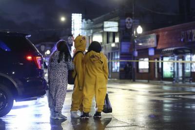 「不給糖就搗蛋」 7歲女童街頭意外中槍生命垂危