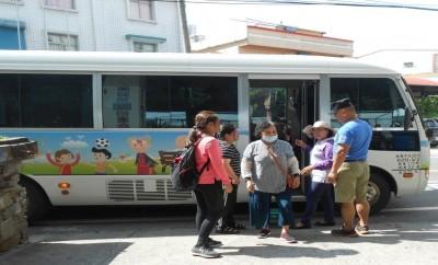 屏東偏鄉巴士帶來幸福感 搭乘量增3成