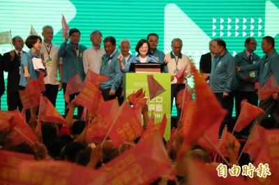 眾神護台灣 蔡英文:有民主自由才能擁有宗教自由