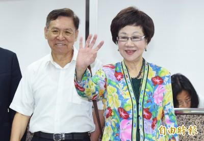 呂秀蓮宣布退選 蔡英文競辦:尊重