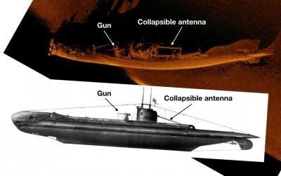 找到了!離奇消失77年 二戰英國潛艇終於現身...
