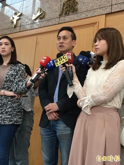 韓粉闖記者發稿區疑「1450」 韓辦:相互尊重、不干擾媒體工作