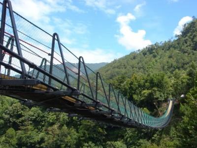 奧萬大森林遊樂區 驚傳2歲童墜橋亡