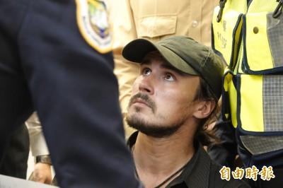 外籍男「無名氏」攀華航起落架偷渡 聲押獲准未禁見