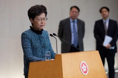 林鄭將赴北京會中國副總理韓正! 後續動向受矚目