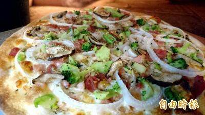 天天吃好料》新竹市「披薩控」 美味讓人一片接一片