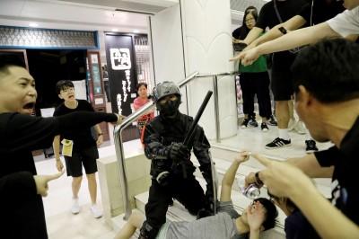 控港警無理濫捕記者 《立場新聞》:要持續監權監暴