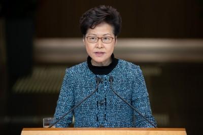 林鄭將赴北京見韓正 港媒:香港商界已在找特首接班人