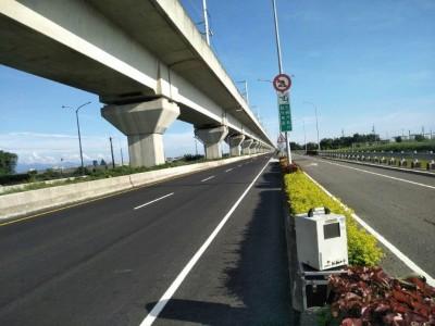 台37線4K「超速王」!飆141公里被拍 將罰1萬2