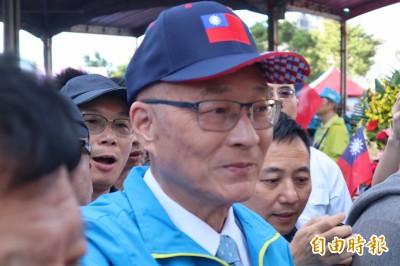 挺吳人士籲「以無比歡欣」請吳敦義列不分區 促開鍘台南雙蔡
