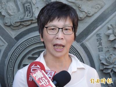 蔡壁如:個人建議邀時力立委黃國昌 列民眾黨不分區第一名