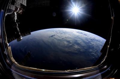 天外飛來一票!美賓州選舉太空人 從外太空投下選票