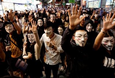 英國議員關注香港人權  成立跨黨派國會小組