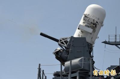 空軍近迫防空快砲系統採購生變? 2020年預算僅編20萬
