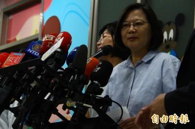 批評韓國瑜遭罰寫3千字心得 蔡英文困惑