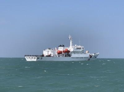 結合大型船艦掃蕩 馬祖海巡隊查獲1中國籍無船名