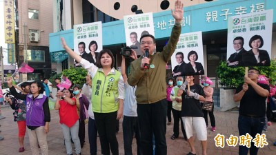 蘇嘉全婉辭列名民進黨不分區 卓榮泰:會向提名委員會報告