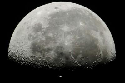 NASA將派機器人登月 繪製人類史上首張「月表水文圖」