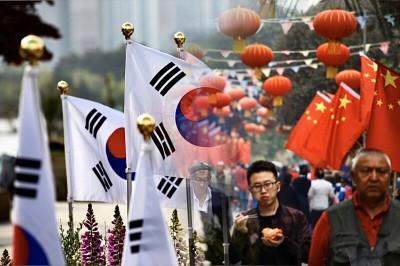 中國大媽羞辱「蔡英文很糟」 台灣遊客當場電爆她