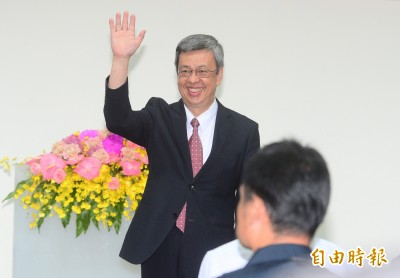 世界健康識能高峰會明年台灣見 陳建仁欣見國際合作