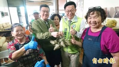 「不會再有韓流」  卓榮泰:用選票來抵擋中國介入
