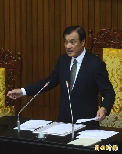 立院民進黨團提案12月18日起停會 逕付二讀待協商