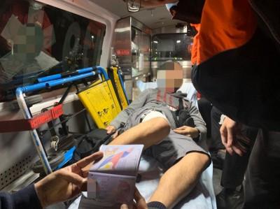 菲籍船員外海遭燙傷 花蓮海巡接駁送醫